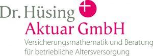 Dr. Hüsing Aktuar GmbH - Versicherungsmathematik und Beratung für betriebliche Altersversorgung